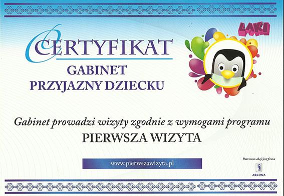 certifkat